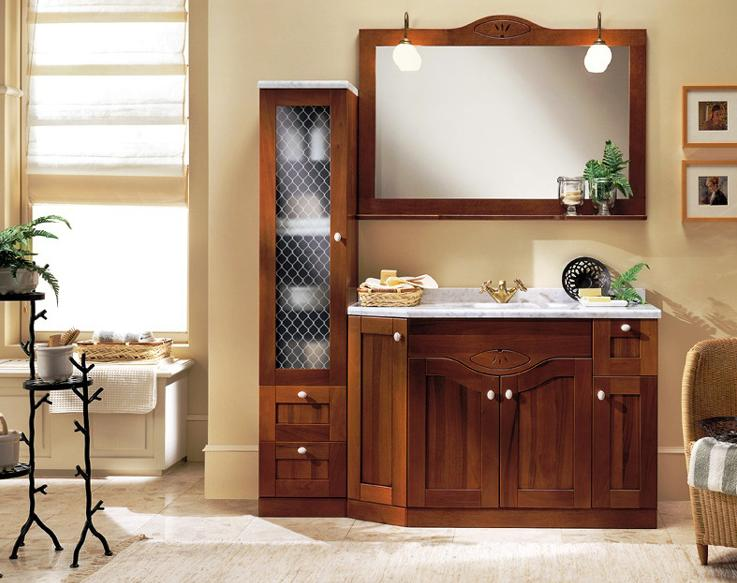 Bagni legno style for Mobili da bagno moderni prezzi